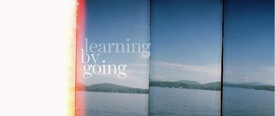 learning by going