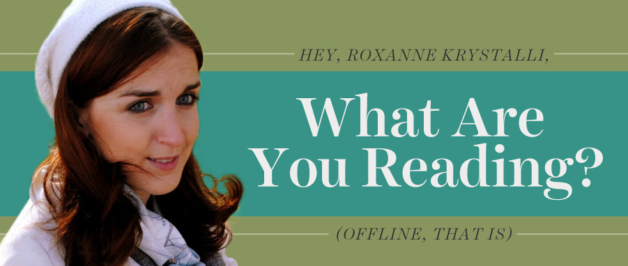 what are you reading roxanne