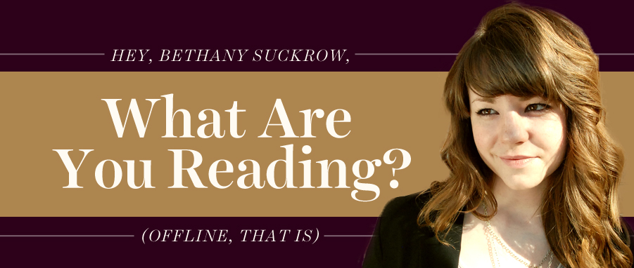 what are you reading bethany