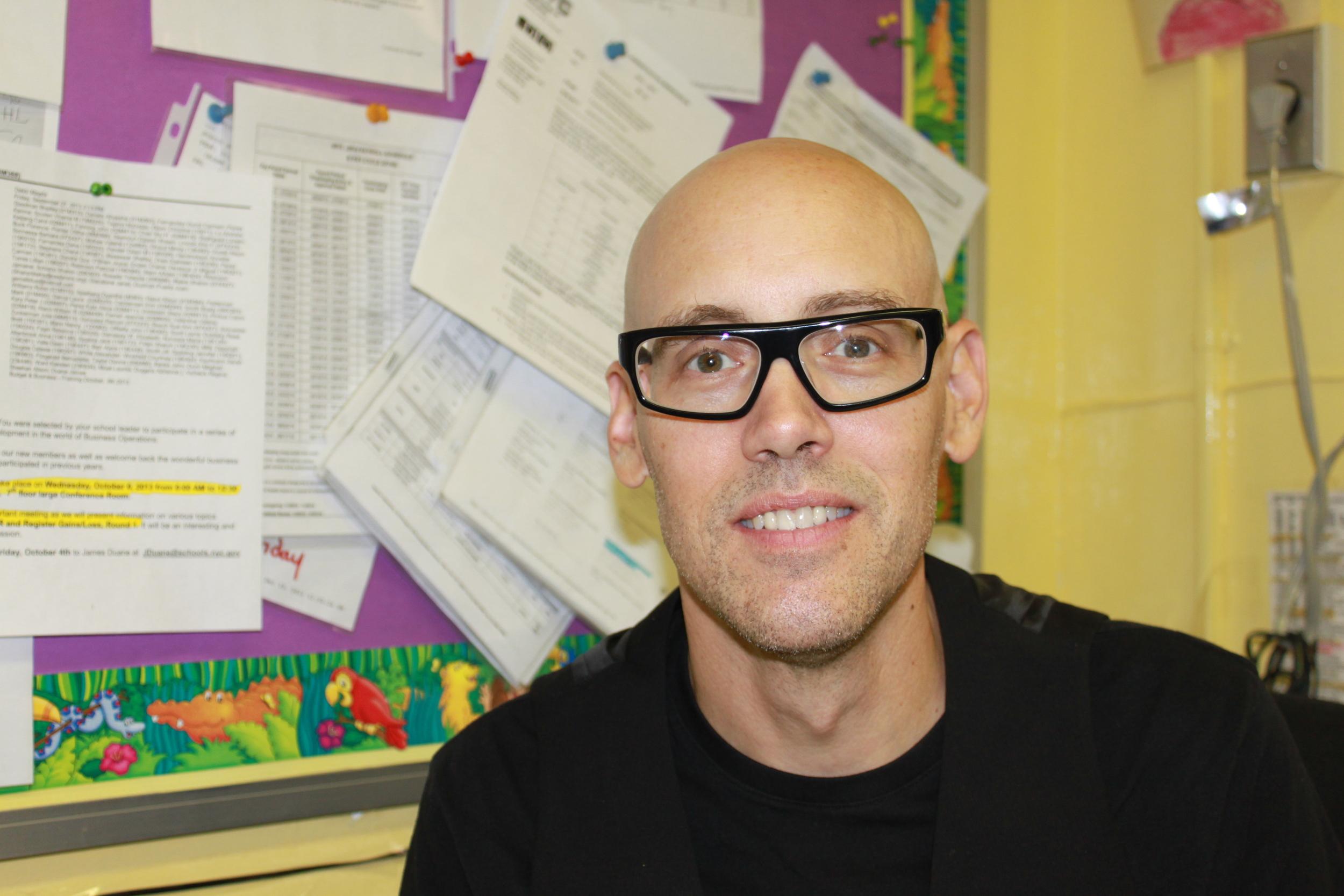 Tim   ESL Teacher