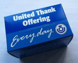 UNITED THANK OFFERING - The United Thank Offering (UTO) is a ministry of The Episcopal Church for the mission of the whole church. Through UTO, men, women, and children nurture the habit of giving daily thanks to God, recognizing and naming our many daily blessings. That thankfulness leads to generosity. UTO promotes, receive and distributes thank offerings to support mission and ministry throughout The Episcopal Church and the Provinces of the Anglican Communion.