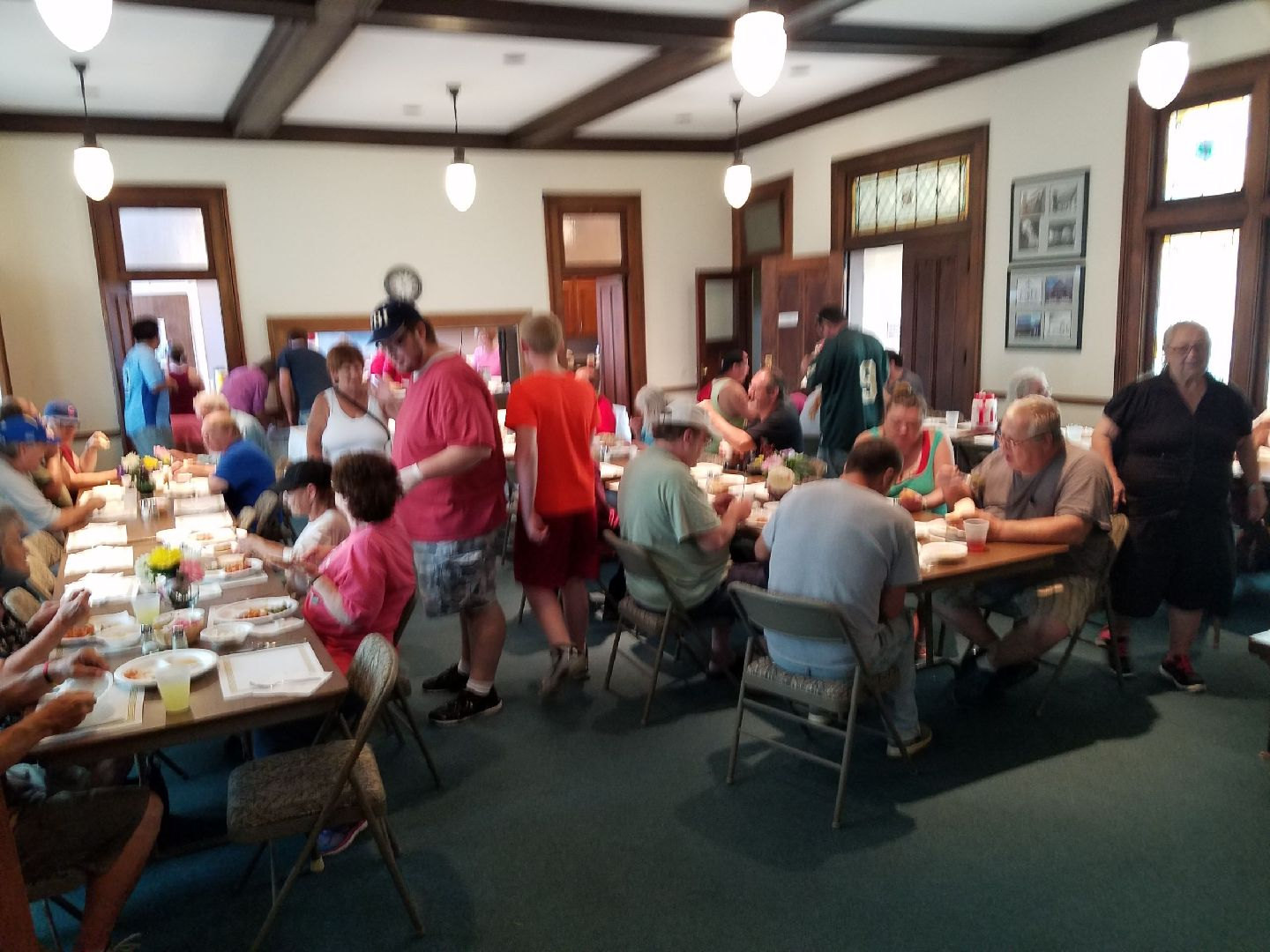 Loaves and Fishes at Trinity Episcopal Church Logansport, Indiana