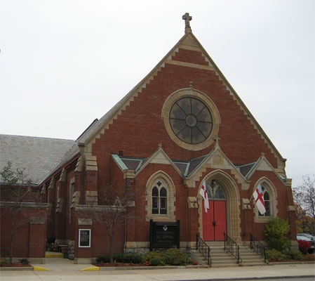The Cathedral of St. James, 117 N. Lafayette Blvd, South Bend IN