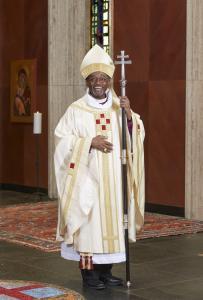Presiding Bishop Curry