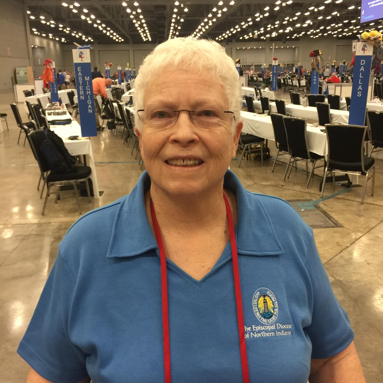 Deputy Pamela Barne Harris