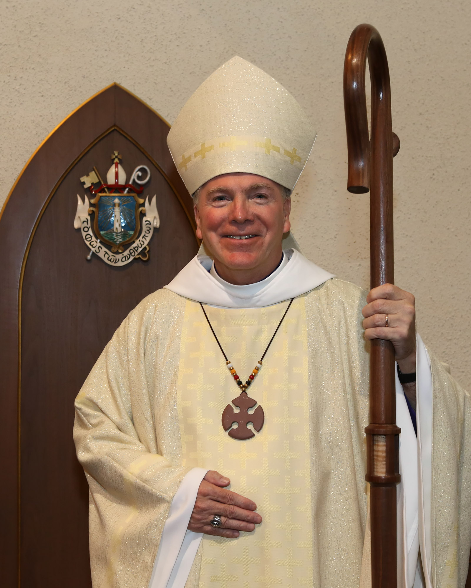 The Right Reverend Dr. Douglas E. Sparks VIII Bishop of the Diocese of Northern Indiana