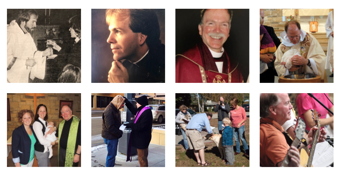 Bishop Doug Celebrates 35 Years of Priestly Ministry