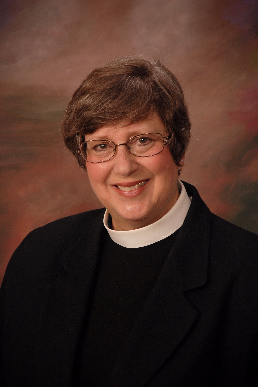 The Reverend Susan Haynes
