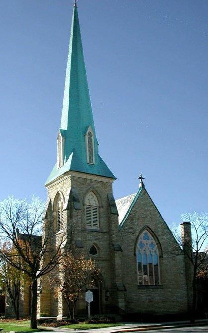 Trinity Episcopal Church, Fort Wayne