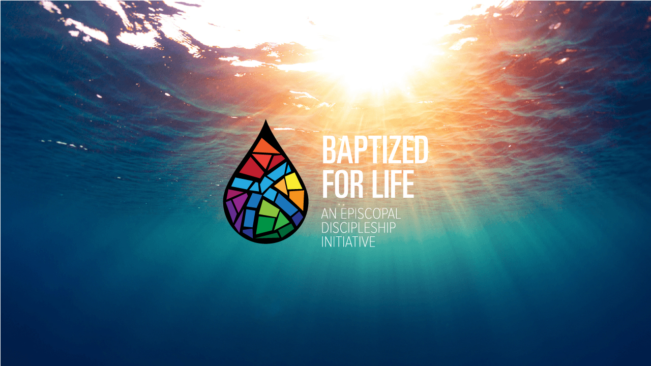 Baptized for Life logo