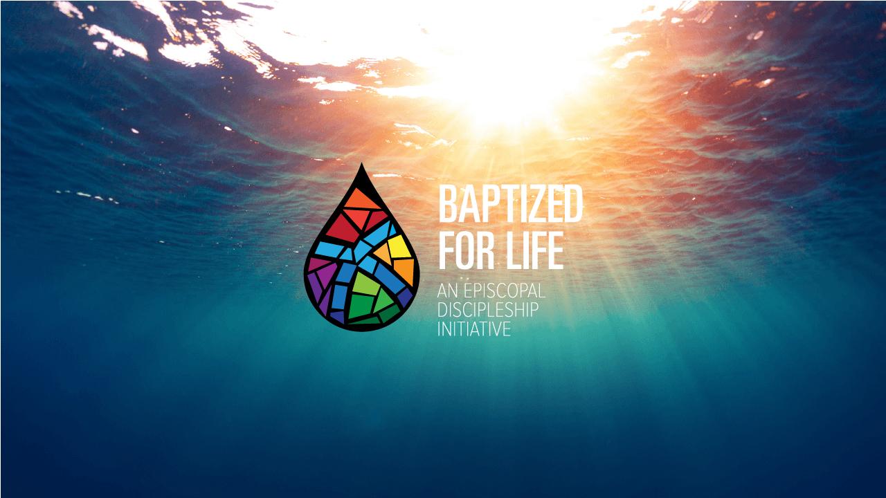 Baptized for Life logo