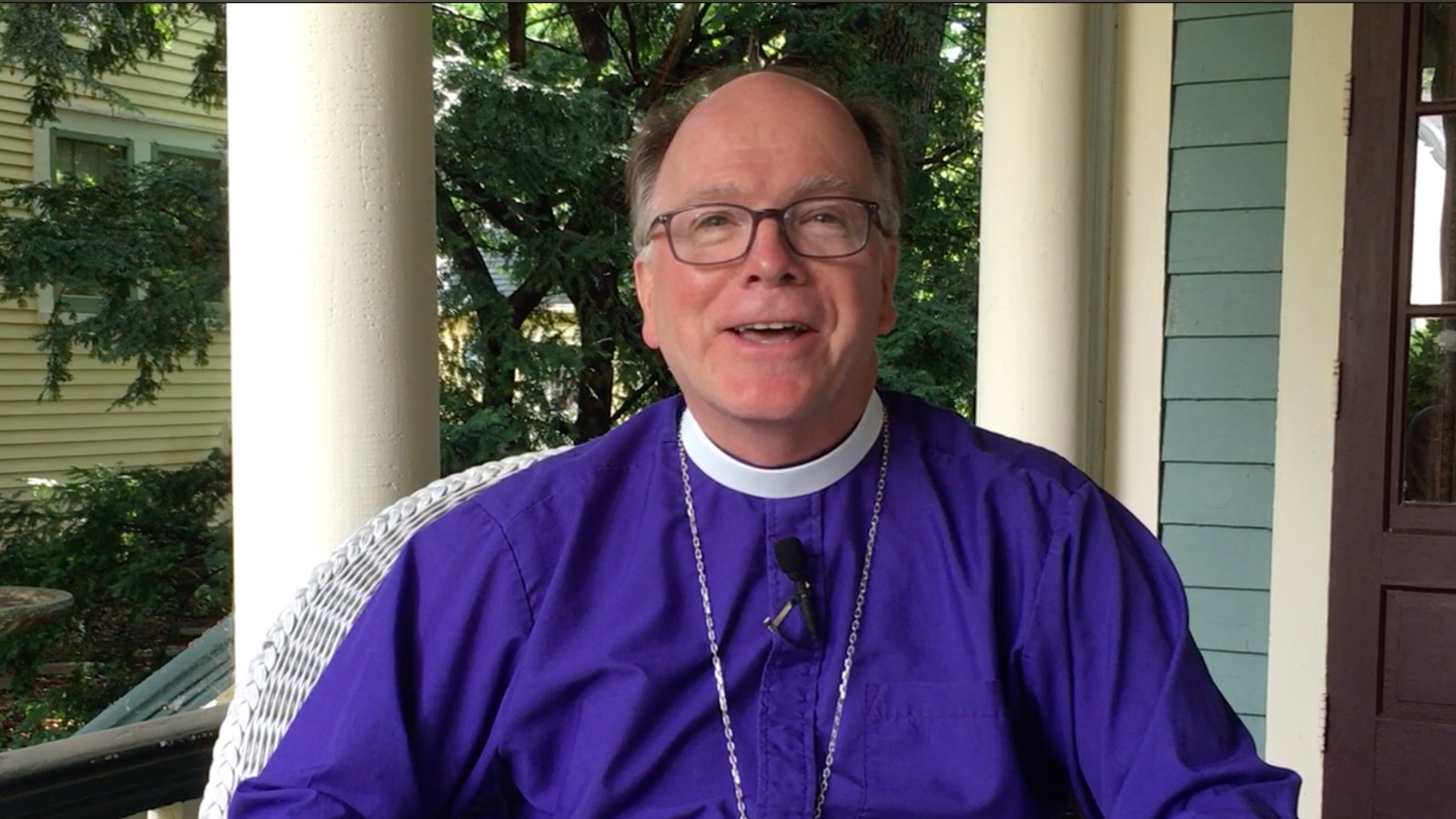 A Video Message from Bishop Doug