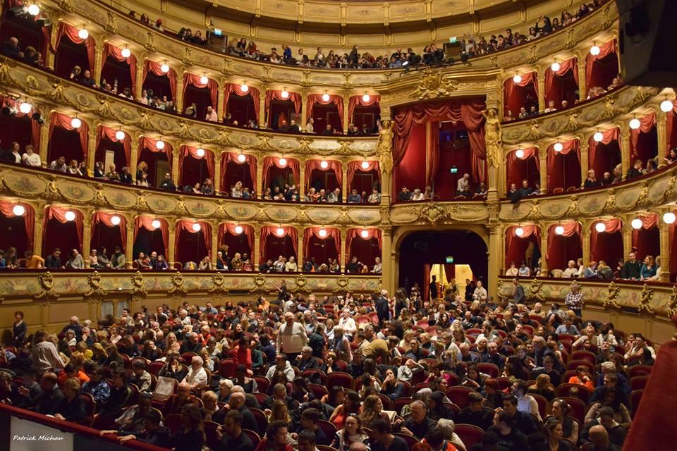 Représentation à l'Opéra de Nice le 11 février 2019