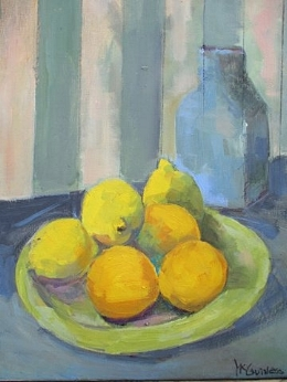 Oil Painting Classes - Charcoal value studies leading to explorations in the language of color.Creating form through understanding light and dark.Expression, rhythm and color in oils.