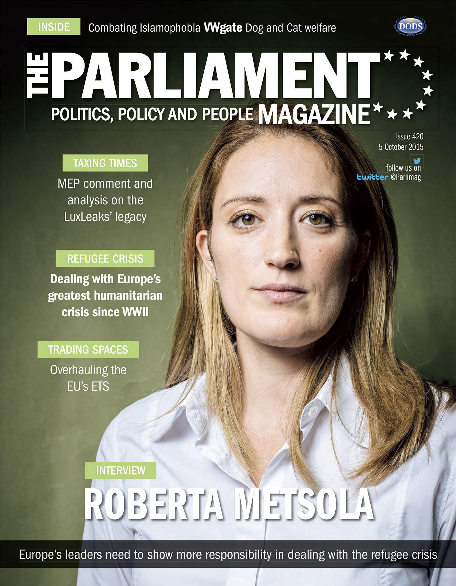Roberta Metsola