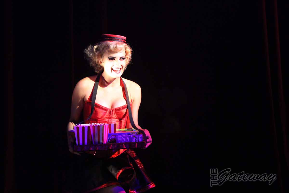 The Rocky Horror Show, Lisa Karlin as Magenta