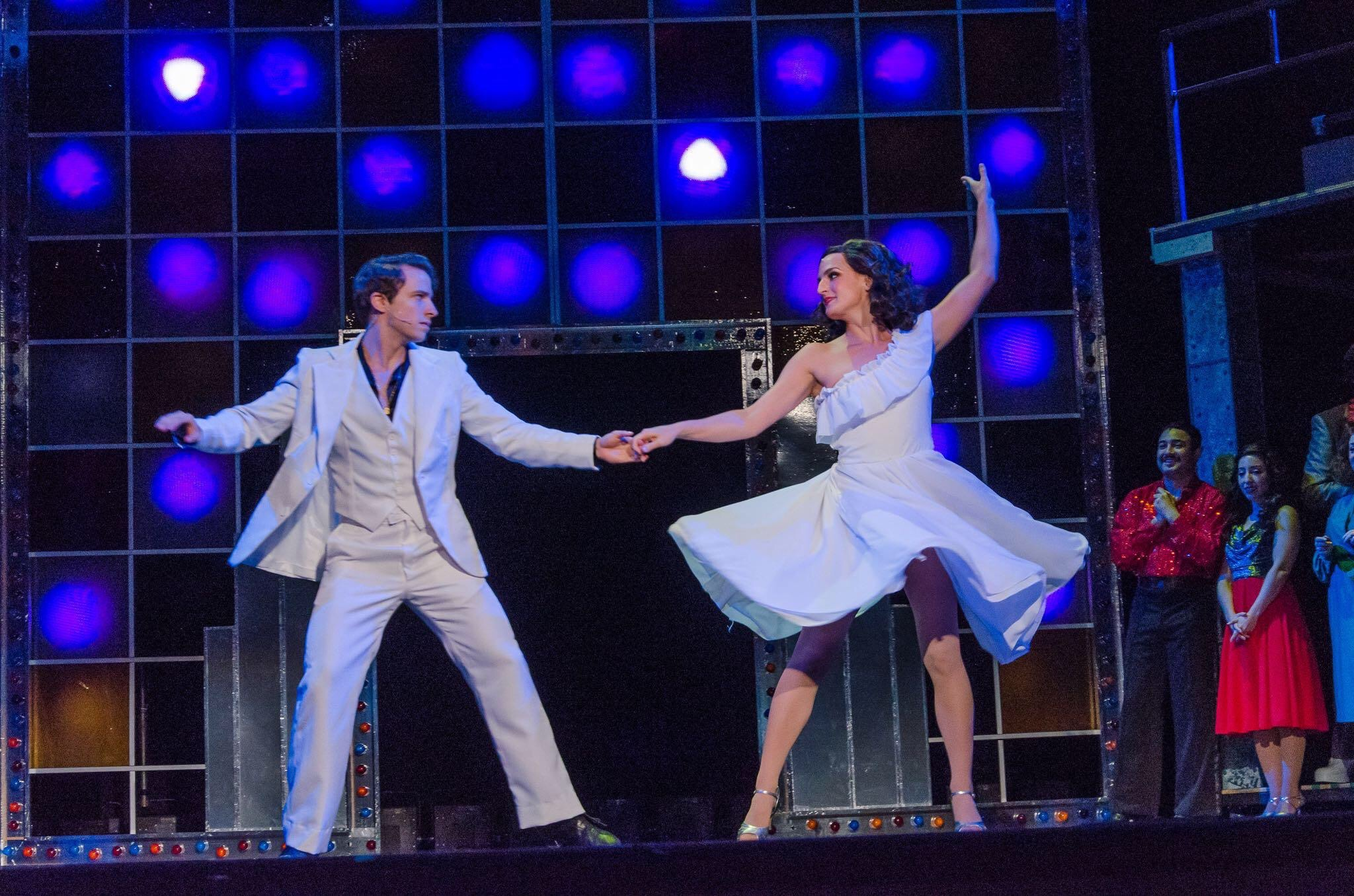 Saturday Night Fever, Lisa Karlin as Stephanie