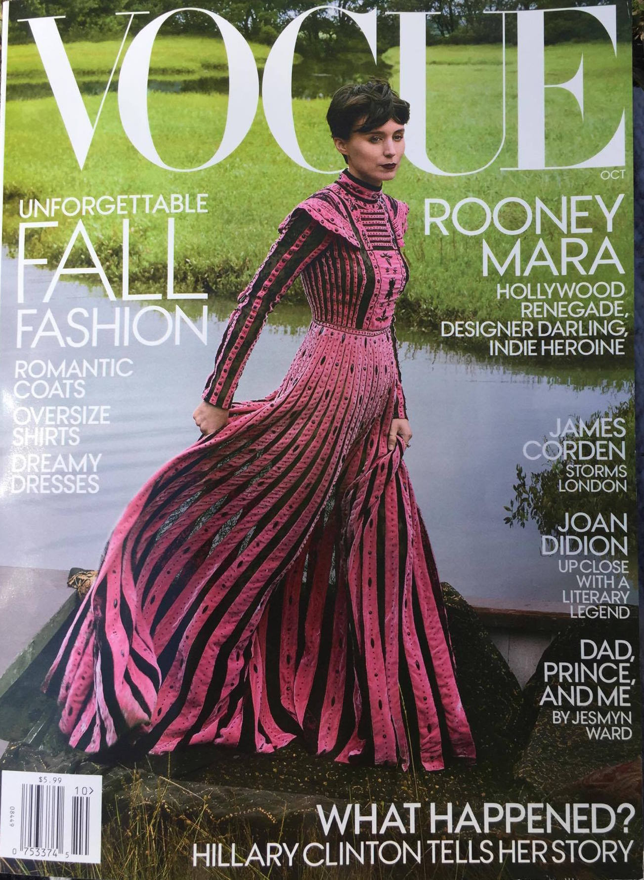 Featured in VOGUE US