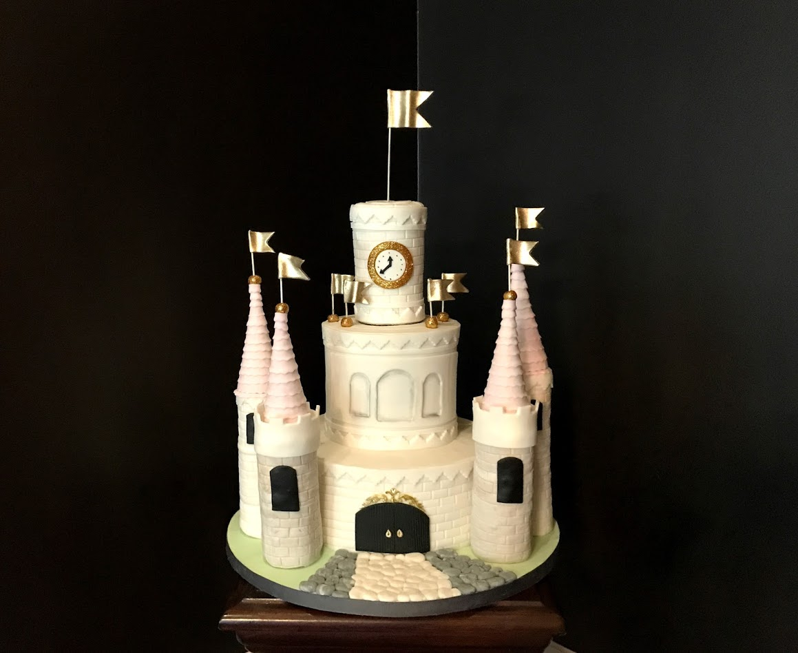 Royal Castle Cake