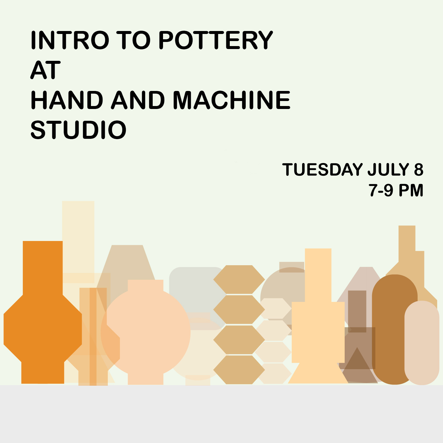 http://www.handandmachinestudio.com/classes-workshops/intro-to-ceramics