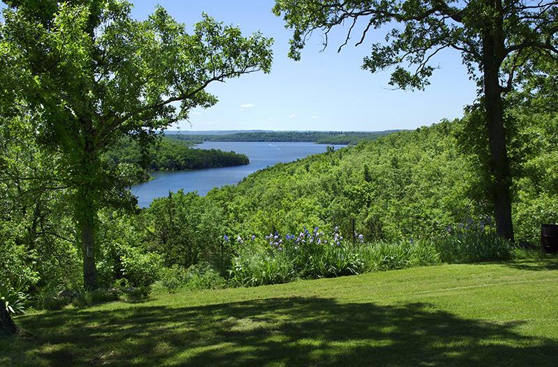 View Theodosia area real lake real estate.