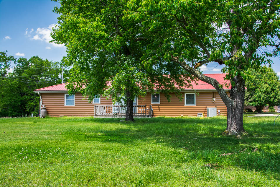 Theodosia, MO near lake home for sale.