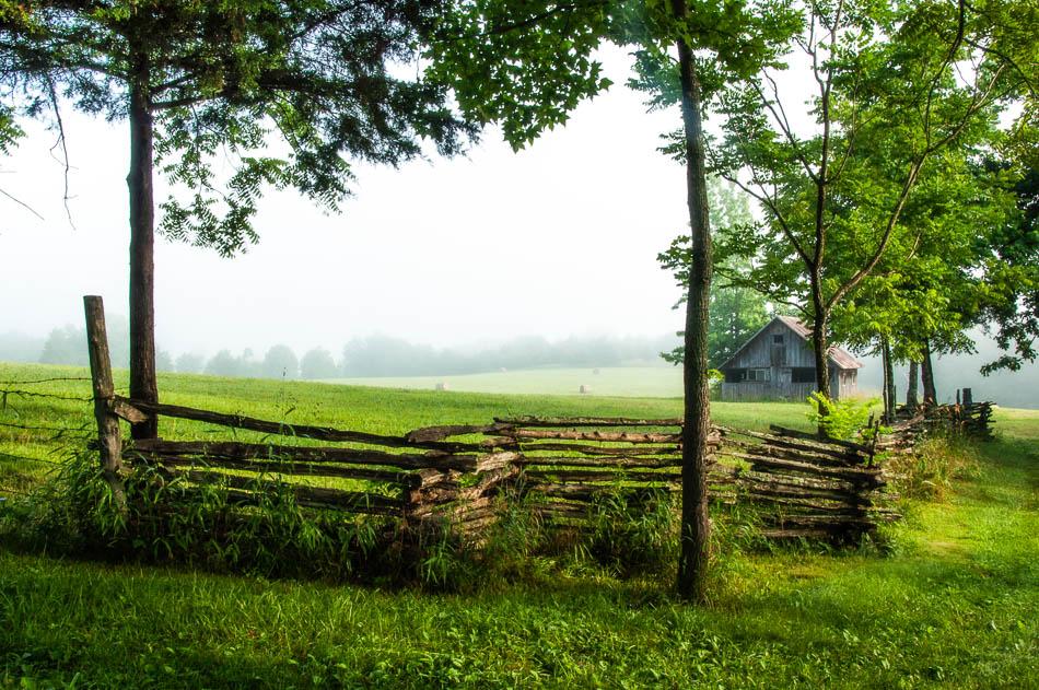 Ozark County Farm