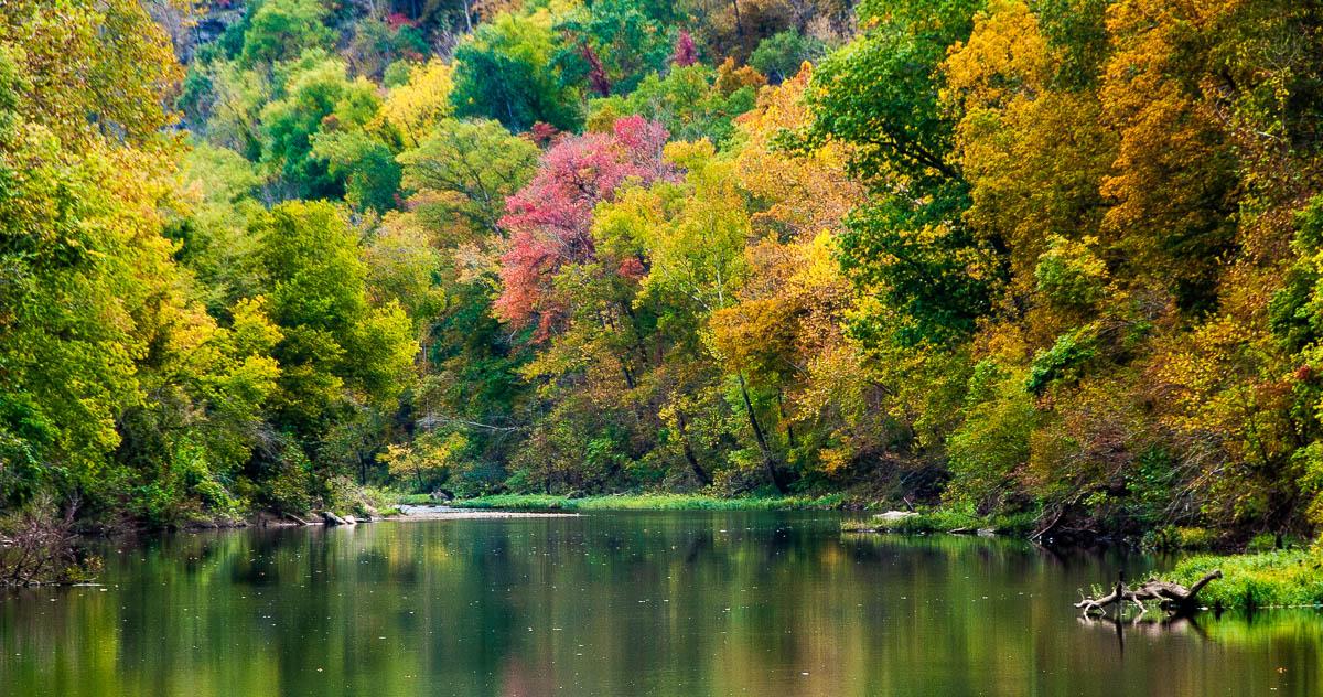 Ozark County Float Stream