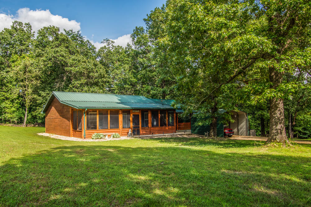 2 bedroom cabin near Bull Shoals Lake, Isabella, MO 65676