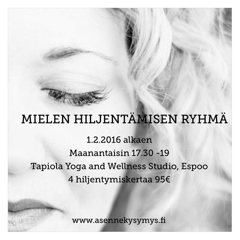 Mukaan pääset täällä  www.asennekysymys.fi