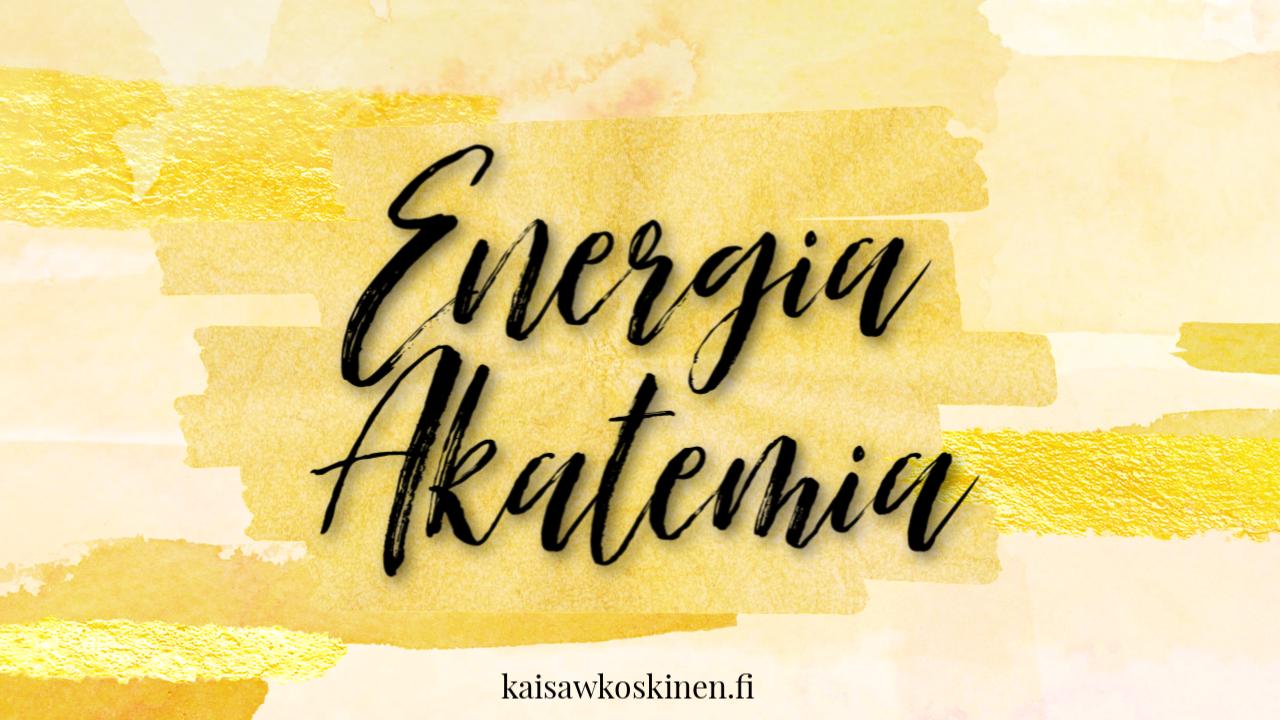energia akatemia