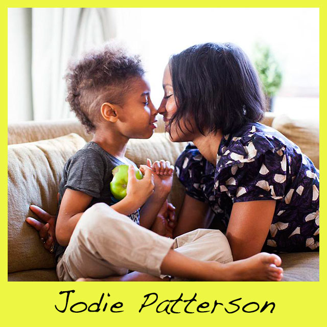 Jodie Patterson , is a rocking pubic relations expert and the co-founder of   DooBop  , a beauty retail site for women of color, and the owner of   Georgia by Jodie Patterson  , a natural skin and hair care line. On top of that she's a mother of 5.