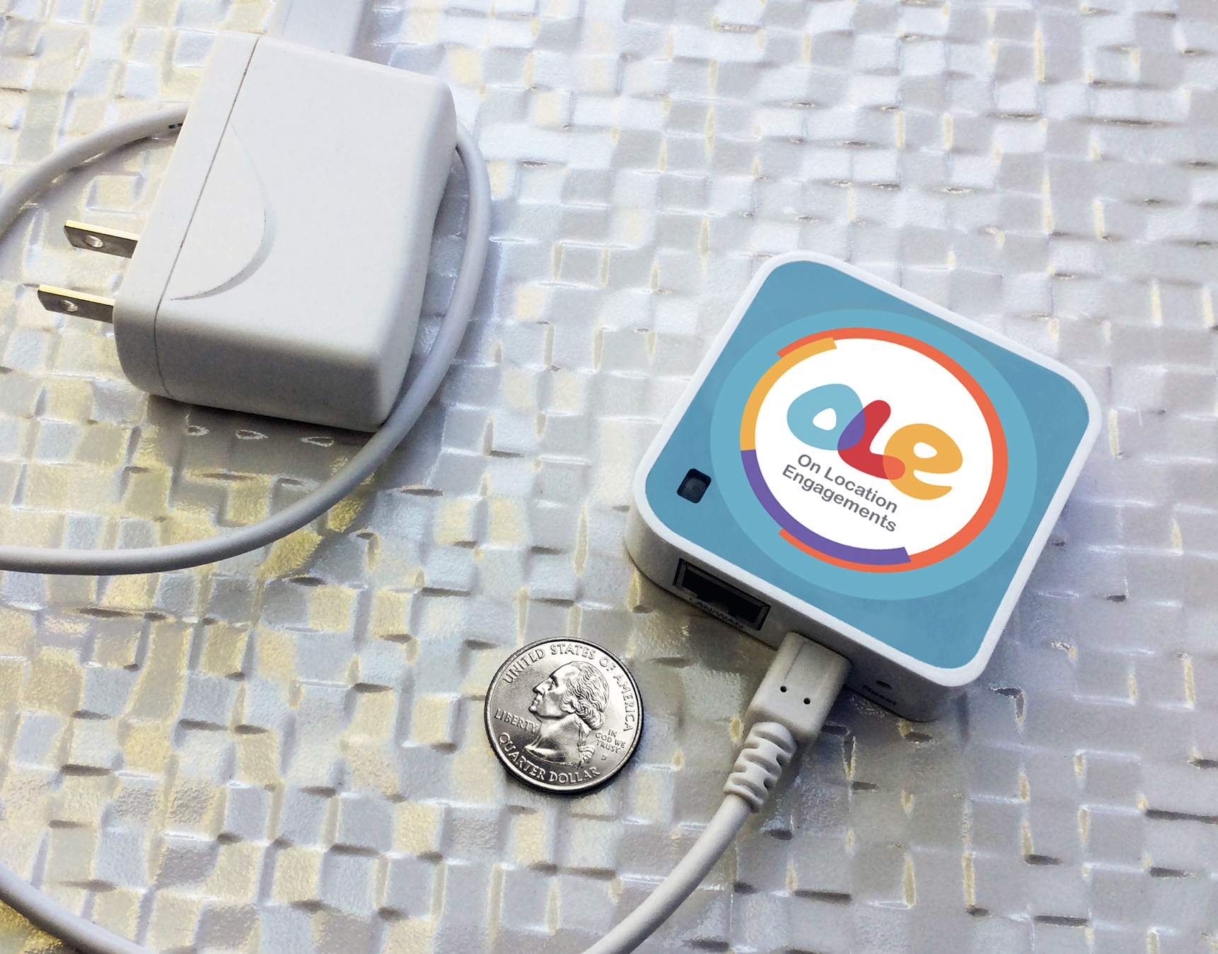 OLE Dual Mode Beacon for iPhone and Android