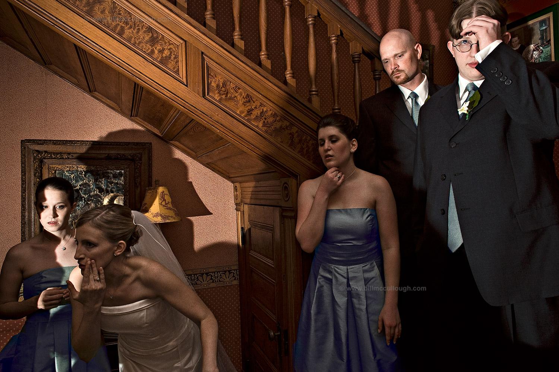 Brune Stair Scene