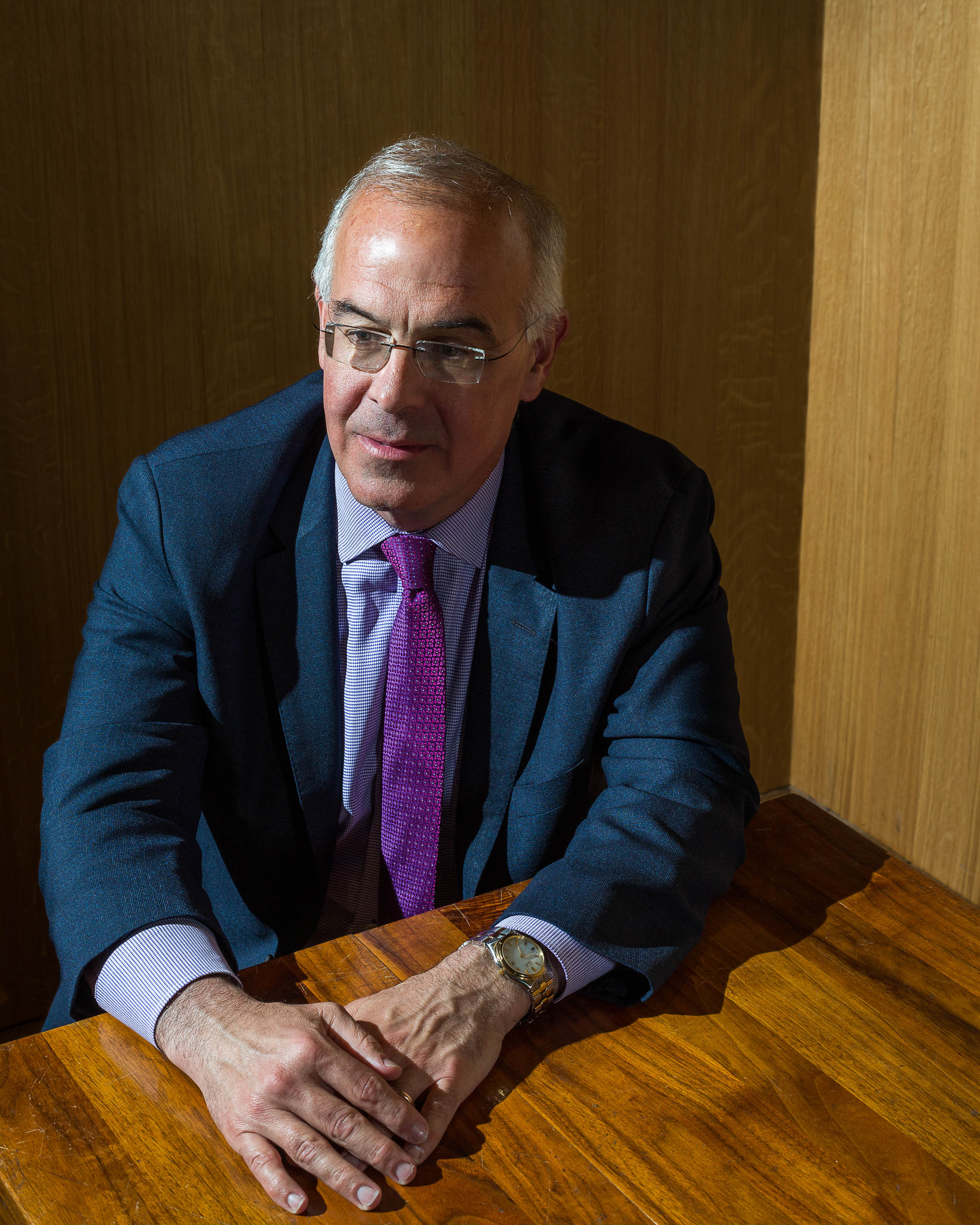 68 Minutes With David Brooks - The conservative columnist takes a look inside his soul. But what does he see?By Lisa MillerNew York Magazine