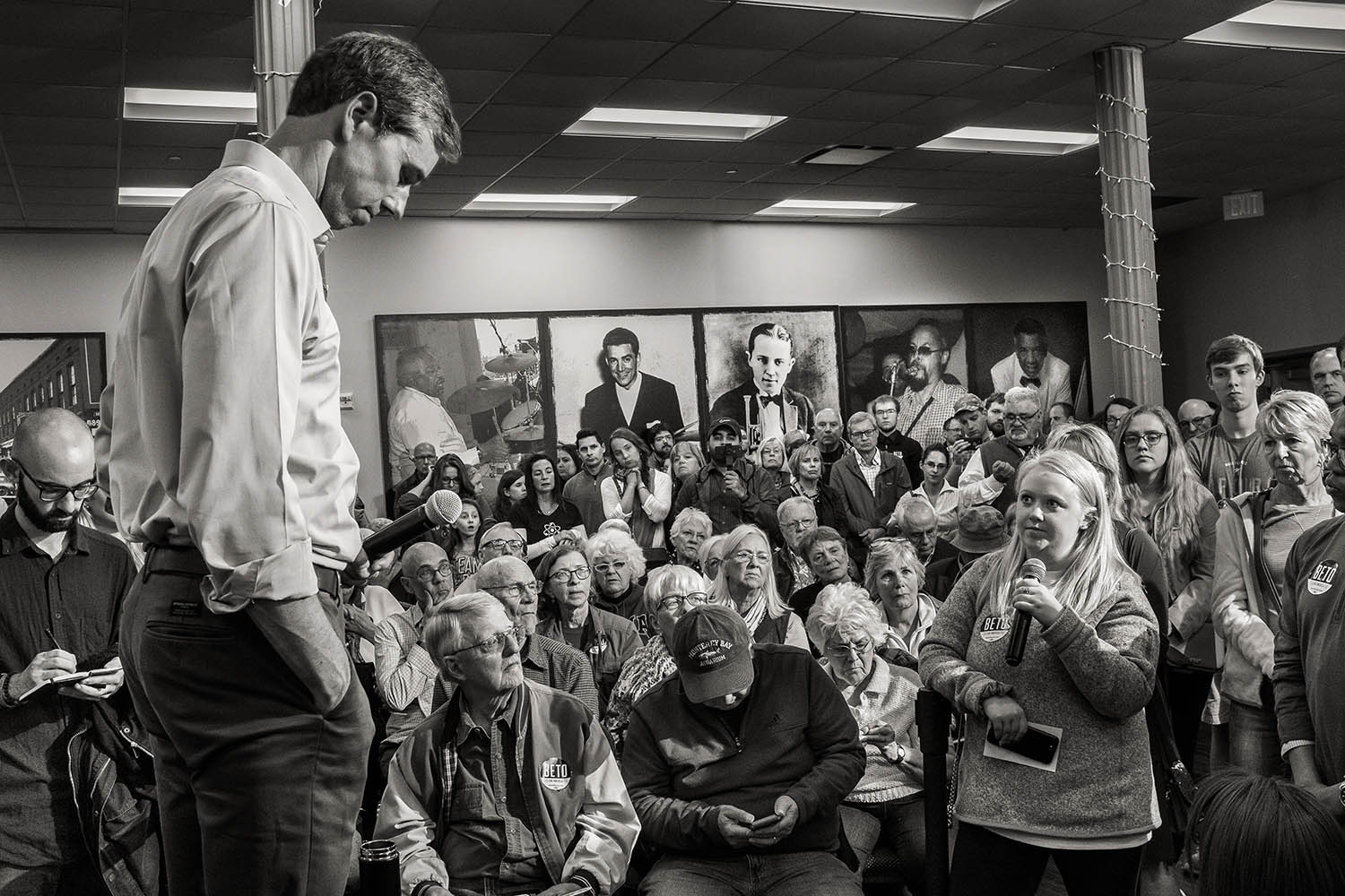 Can Beto Bounce Back? - O'Rourke's Senate campaign created huge enthusiasm, but he has faltered as a Presidential candidate. He's trying to revive his campaign by meeting every voter he can.By William FinneganNew Yorker Magazine