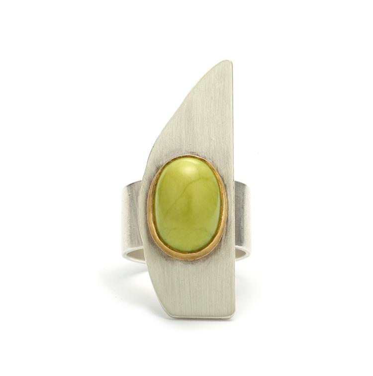 African Green Opal