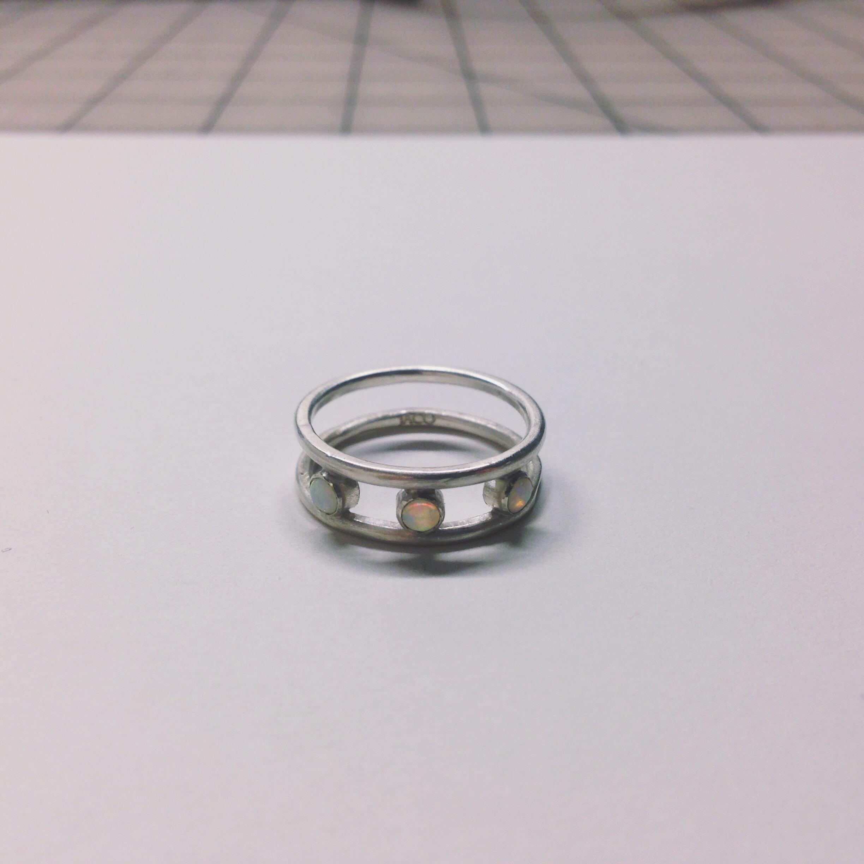 handmade opal and sterling silver ring.JPG