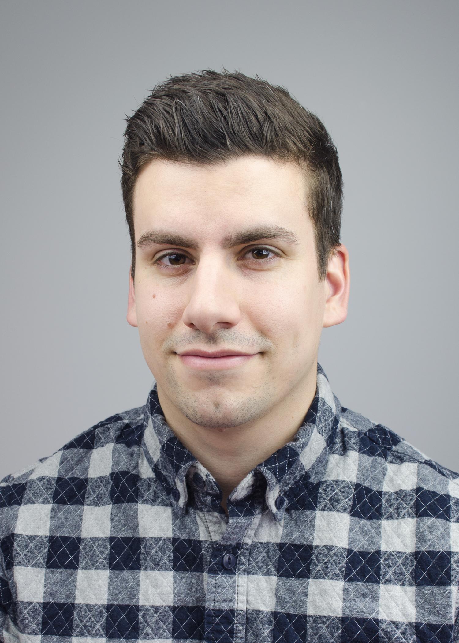 JAMES PARK , Designer