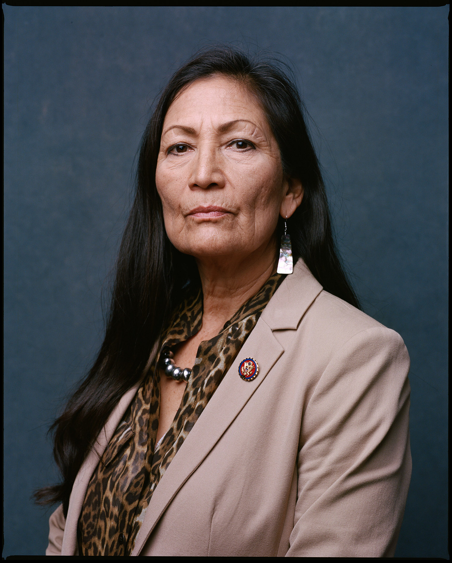 ***HOLD FOR WOMEN IN CONGRESS PROJECT, CONTACT MARISA SCHWARTZ TAYLOR*** Deb Haaland