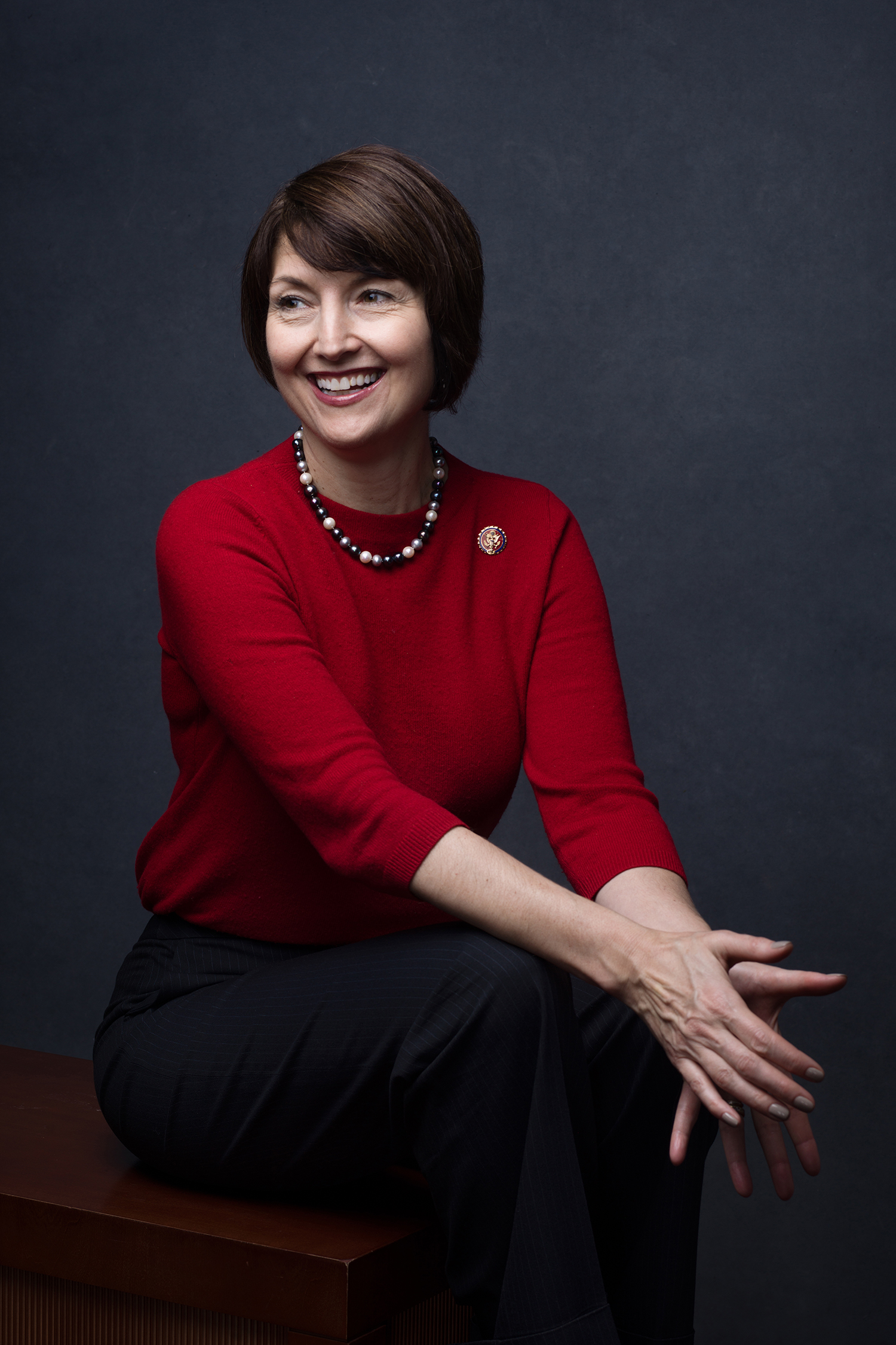 ***HOLD FOR WOMEN IN CONGRESS PROJECT, CONTACT MARISA SCHWARTZ TAYLOR*** Cathy McMorris RodgersCredit: Celeste Sloman for The New York Times                              NYTCREDIT: Celeste Sloman for The New York Times