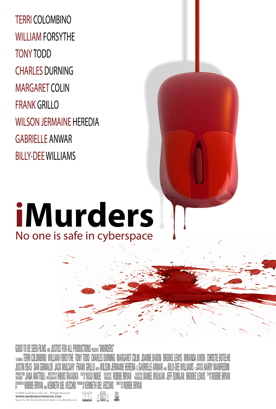 "Official Poster for ""iMurders"""