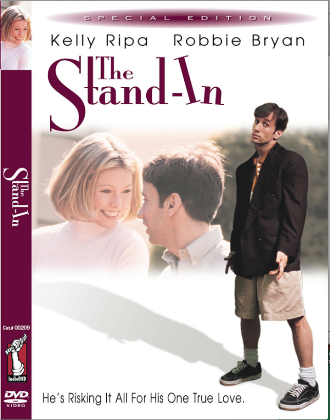 The Stand-In DVD Cover