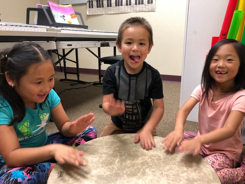 Kids Music- piano and music lessons for children