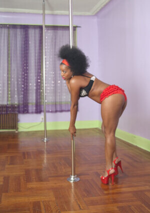 Pole Dance Party At Brooklyn S Finest Pole Dancing Studio