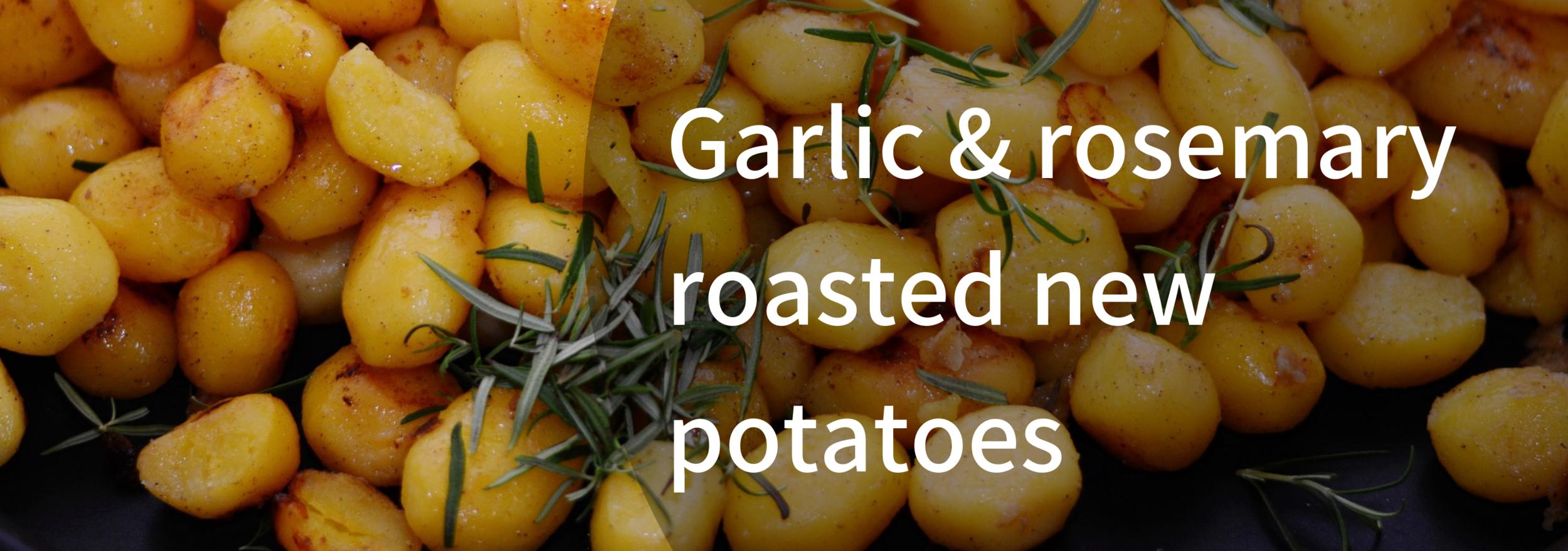 Hog Roast - Roasted Potatoes