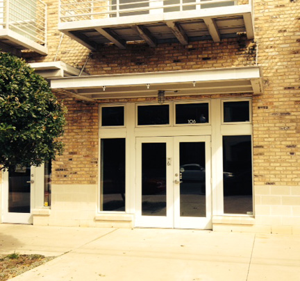 Element 5 Architecture's new digs!
