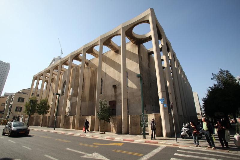 The Great Synagogue, Yehuda Magidovitch