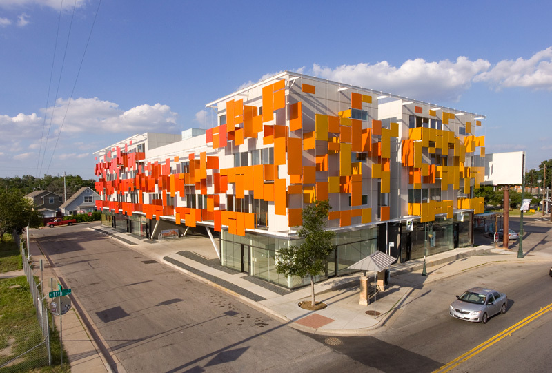 My Brilliant City created this development on E. 11th Street several years ago.