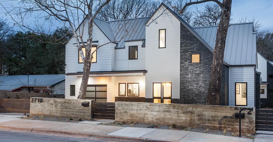 Wilson Street Residence